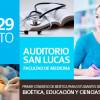 Primer Congreso de Bioética para estudiantes de Ciencias de la Salud