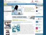 Sitio web Observatorio virtual para la gestión del conocimiento en educación.