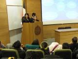 La asignatura, impartida por el Rector Cancino y la académica  María Cristina Orellana, acercó a los jóvenes al mundo de la Biología Marina.