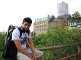Gracias  al programa DAAD-UCSC,  Felipe Beroiza, estudiante de Ingeniería Civil Informática, se encuentra actualmente en la Universidad de Dresden, Alemania.