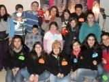 """""""La historia del panadero"""" fue la obra que la familia de los profesores Erick Álvarez y Paola Pinilla presentaron en las Misiones de Invierno"""