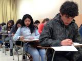 Más de 1.300 estudiantes ya están inscritos para rendir el ensayo PSU que la UCSC desarrollará este viernes y sábado.