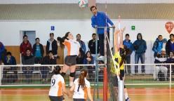 El vóleibol ha sido protagonista de la versión 2014 del torneo regional, donde la UCSC se empina como favorita indiscutida.