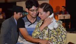 Música y danza se dieron cita en San Andrés, gracias a los integrantes de la Unidad de Deporte y Recreación de la DAE.