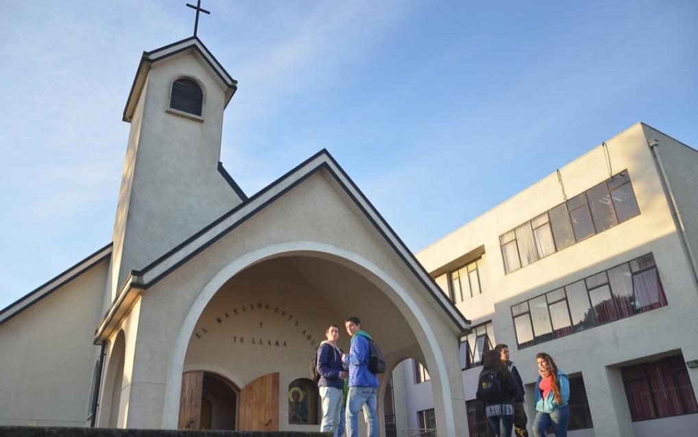 Semana Santa se vive de manera especial en la UCSC