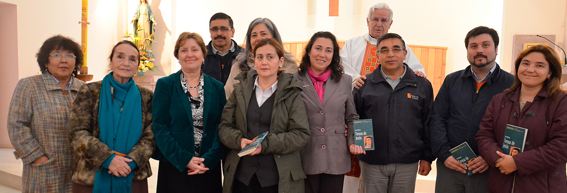 """""""15 Días con Santa Teresa de Jesús"""": una instancia para compartir su obra"""