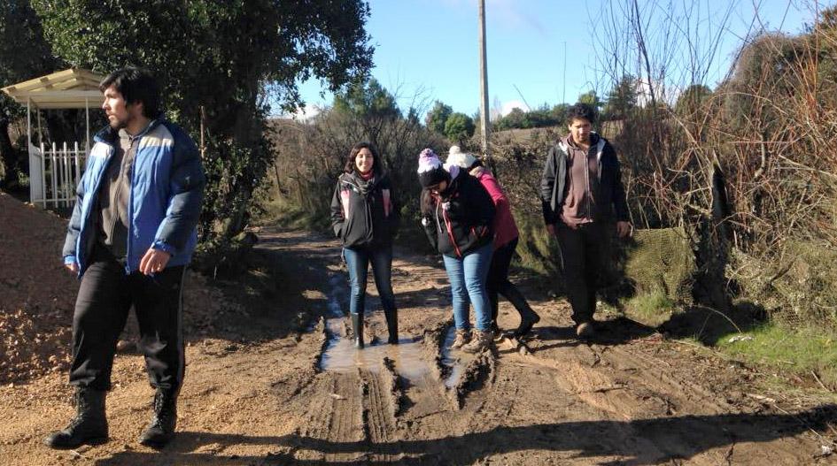 Estudiantes de la UCSC participaron en las Misiones de Invierno 2015