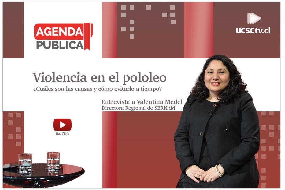 """Agenda Pública: """"Violencia en el pololeo"""""""