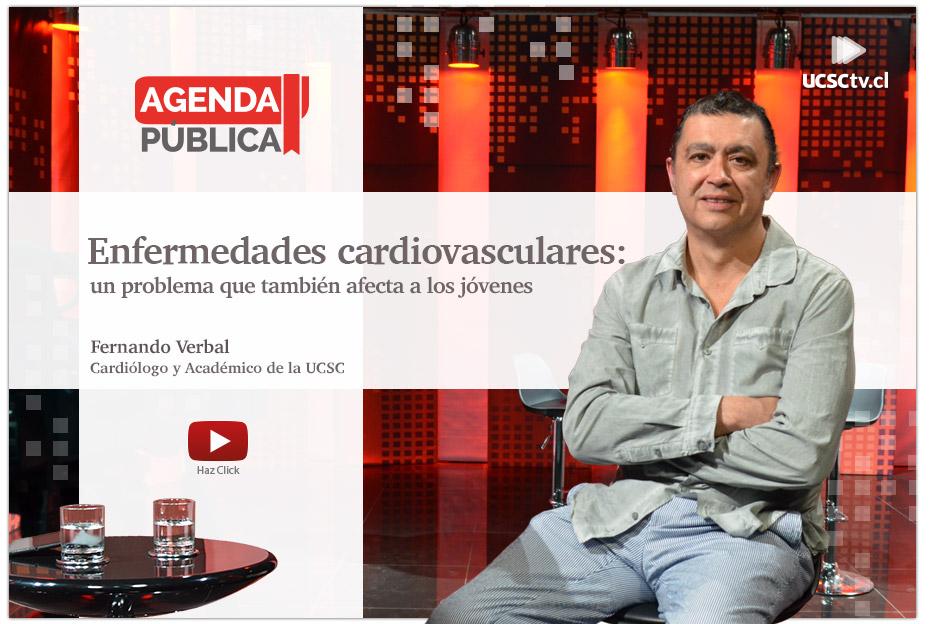 "Agenda Pública (Cap. 5): ""Enfermedades Cardiovasculares"""