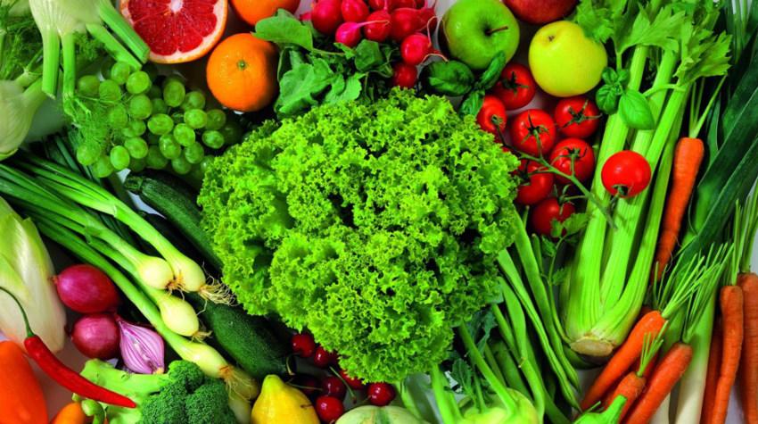 Alimentación saludable: La clave de los cinco colores de las ...