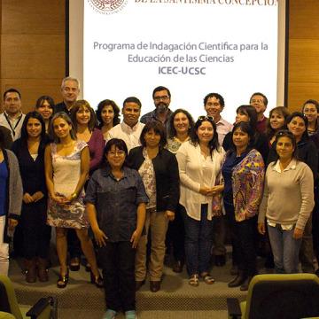 Profesores de ICEC UCSC fueron parte del Congreso Latinoamericano de Educación en Ciencia