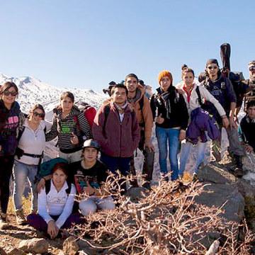 Taller de Trekking de IT Chillán cumple tres años de aventuras por los senderos de Ñuble