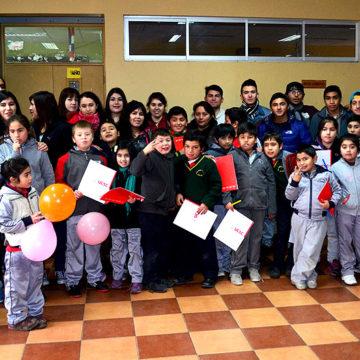 Estudiantes de IT Sede Chillán vivieron experiencia de solidaridad