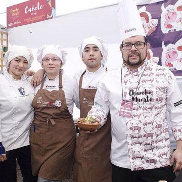 Gastronomía Intercultural destaca en importante feria costumbrista