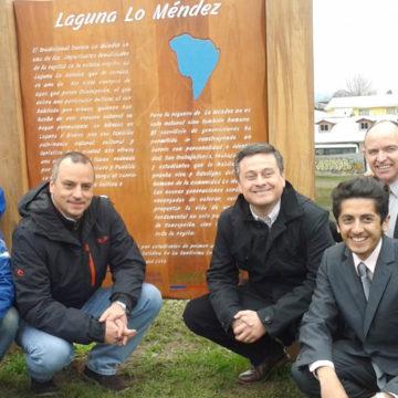 Estudiantes de Ingeniería Civil aportan con comunidad de barrio Lo Méndez
