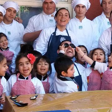 Gastronomía Intercultural participó en seminario nacional de pastelería