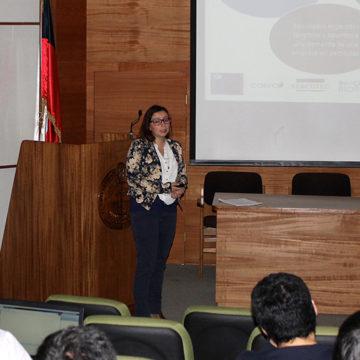 CINCO Emprende organizó charla informativa sobre financiamiento a tesis de pregrado