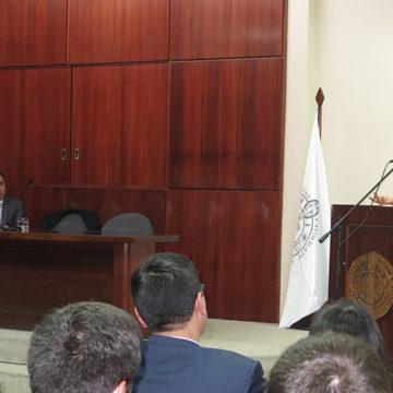Congreso Regional de Derecho reunió a alumnos de distintas casas de estudio