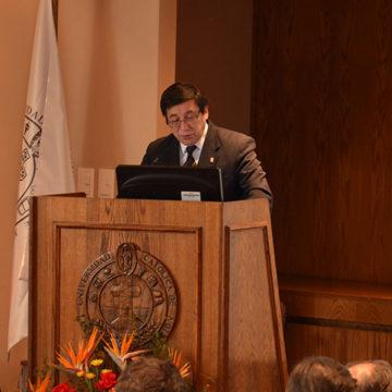 FACEA dictó taller sobre misión tecnológica regional que desarrolla con China