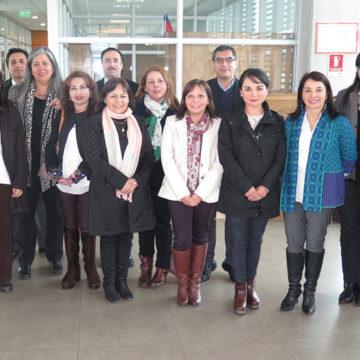 Académicos inician desarrollo de proyectos con aporte de fondos FAE