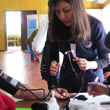 Estudiantes de Enfermería crean material didáctico para potenciar aprendizaje