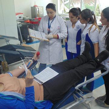 IT Talcahuano colaboró con campaña de donación de sangre