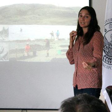 Investigadora habló de estudio arqueológico en norte grande de Chile