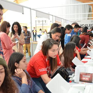 UCSC realizará Semana del Postulante tras conocer resultados de PSU
