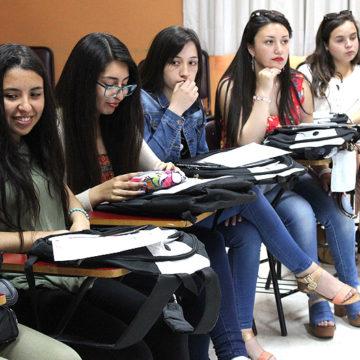 Estudiantes de Educación pasan con éxito programa de fortalecimiento