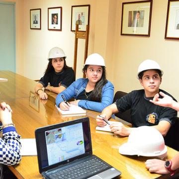 Titulados de Ingeniería Civil Industrial de la UCSC podrán ser miembros del Colegio de Ingenieros de Chile