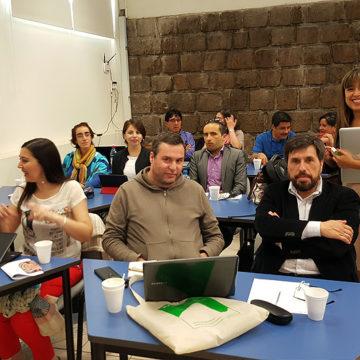 Coloquio formativo reunió a tesistas del Doctorado en Educación en Consorcio