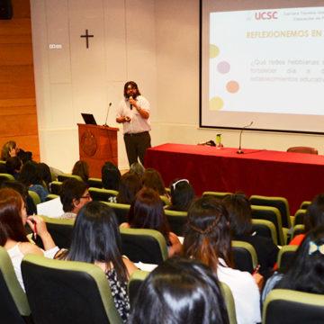 Seminario reunió a estudiantes de las cuatro sedes del Instituto Tecnológico