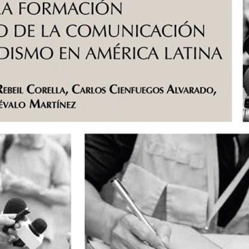 Académico muestra avances de proyecto que identifica rutinas periodísticas
