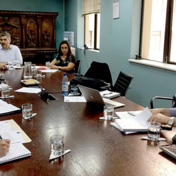 Investigadores de CIBAS presentan estudio sobre exportación de cochayuyo a Unión Europea