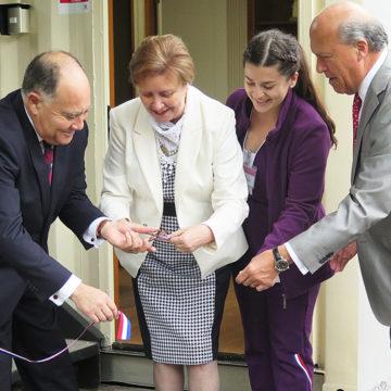 Facultad de Medicina inauguró nuevas dependencias en Hospital Las Higueras