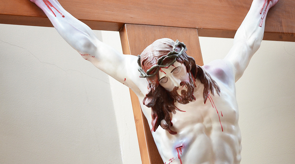 Actividades conmemorativas a Semana Santa se viven en la UCSC