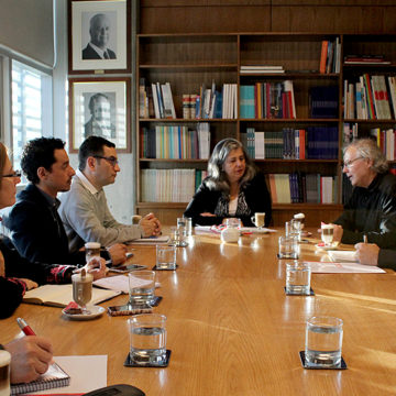 Invitan a UCSC a sumarse a prototipo deinnovación social para superación de la pobreza