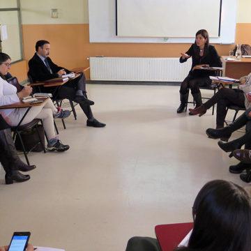 Académica resalta la importancia del feedback en el desarrollo profesional docente
