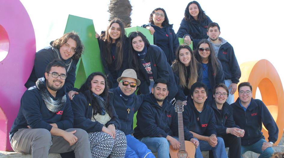 Jóvenes UCSC aportaron con comunidad de Arauco en tradicionales misiones