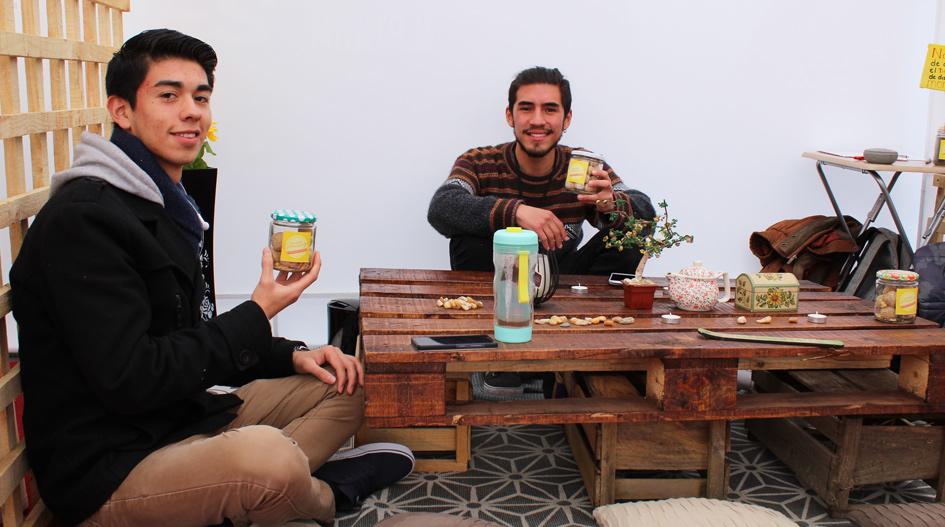 Primera Feria de Emprendimiento reúne estudiantes y empresarios del país