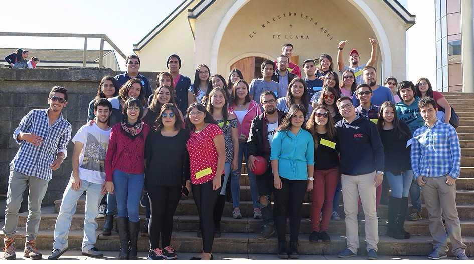 Actividades solidarias marcarán aniversario de la Pastoral UCSC
