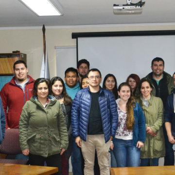 Estudiantes de Ciencias e Ingeniería actualizaron información sobre genómica funcional
