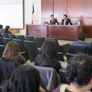 UCSC realiza segundo Congreso Regional de Derecho