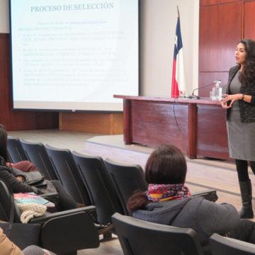 Academia Judicial de Chile visitó Facultad de Derecho de la UCSC