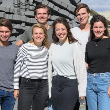 Estudiantes holandeses llegan hasta la UCSC para apoyar proyecto de Ingeniería