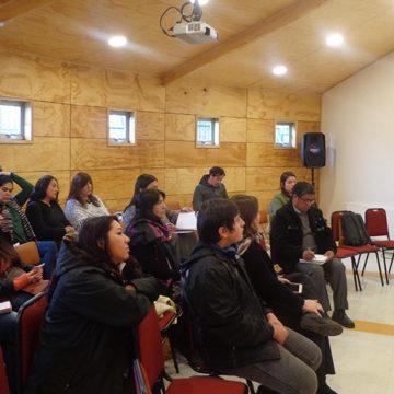 Imparten charla sobre legislación indígena y su contexto jurídico en IT Sede Cañete