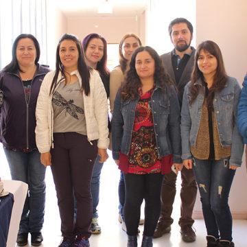 Profesionales de diferentes hospitales del Biobío y Temuco aprenden hipnosis