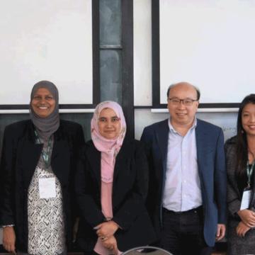 Rector UCSC, experto en Propiedad Intelectual, expuso en congreso ATRIP en Nueva Zelanda