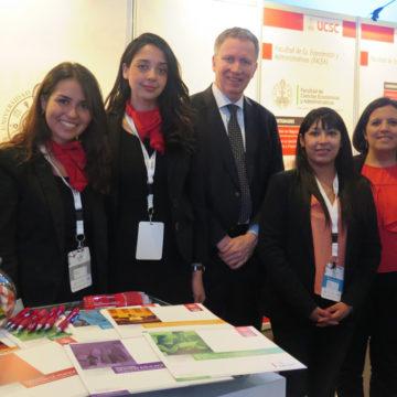 UCSC participa de Nexo Biobío Logistic Summit 2017