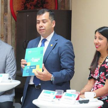 Perfil del emprendedor regional fue entregado en lanzamiento del reporte GEM